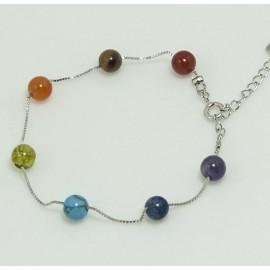 Bracelets en pierres fines