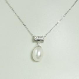 Pendentifs en perles d'eau douce