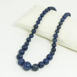 Collier en  lapis-lazuli