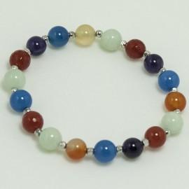 Bracelet Pierre Multicolore